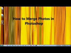 How to Merge Multiple Photos With Photoshop