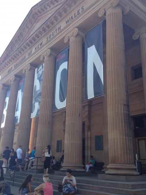 NSW Art Gallery