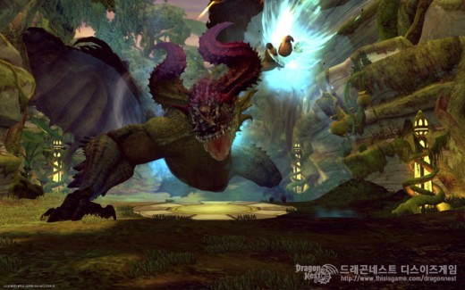 Dragon Nest Green Dragon