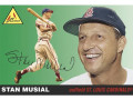 Stan Musial's average-guy niceness masked his greatness as a player