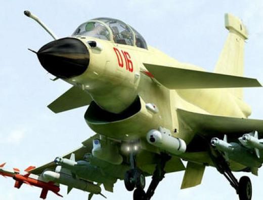 Chinese J-10