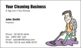 Commercial cleaning business plan
