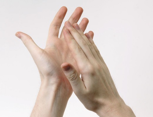 Learn the different ways to stop sweaty hands.