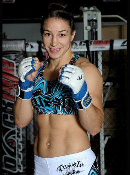 Sara McMann - top mma fighters