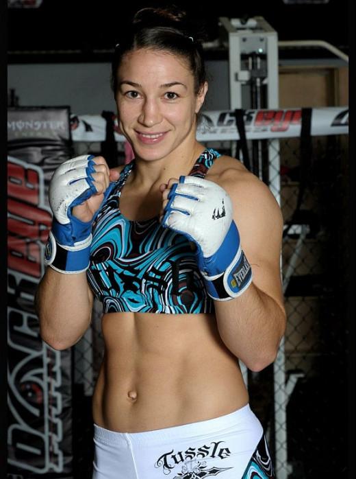 Sara McMann - top mma fighters