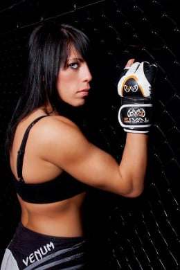"Sheila ""The German Tank"" Gaff - best mma fighters"