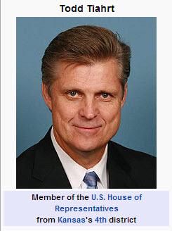 Senator Tom Tiahart