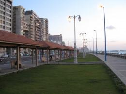 Landscaped Promenade