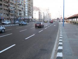 The un crossable road