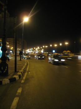 Promenade by night