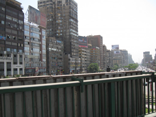 Cairo- Urban Decay