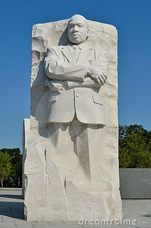 Martin Luther King Jr. Monument in Washington, D.C.