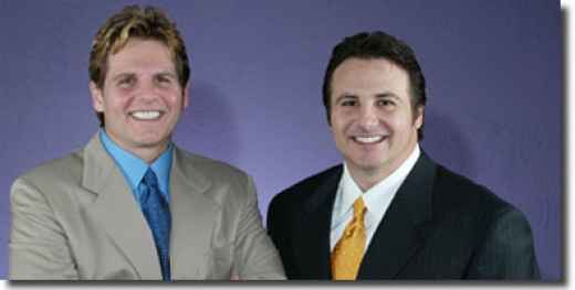 A letter to Joe and Gavin Maloof.