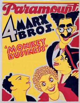 Monkey Business (1931)