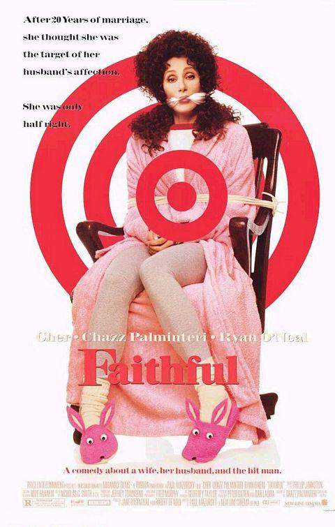Faithful Movie Poster