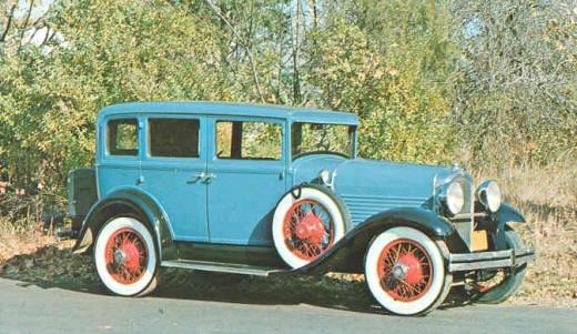 Buck's 1929 Marmon