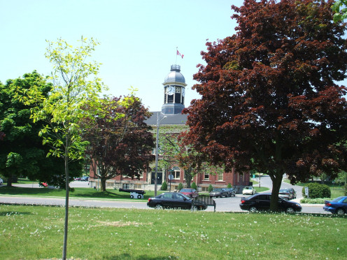 Town Hall, Port Hope, Ontario, Canada