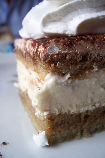 The Original Tiramisu with Coffee!