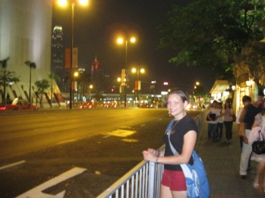 Me in HK