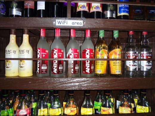 Liquors  Drinks