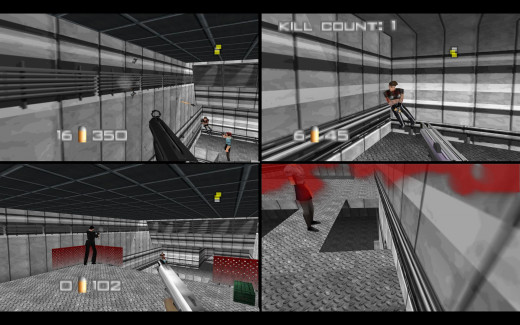 Multiplayer has changed a good deal since GoldenEye's realease in 1997.