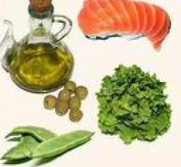Common foods having essential fatty acids