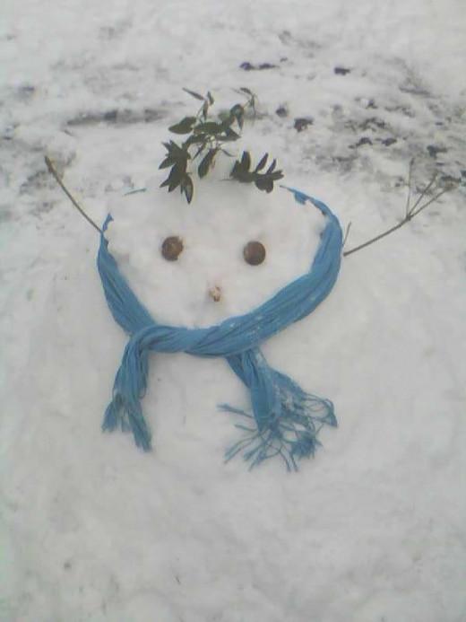 MR.SNOWMAN.