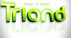 """Triond"" Fake or Real"