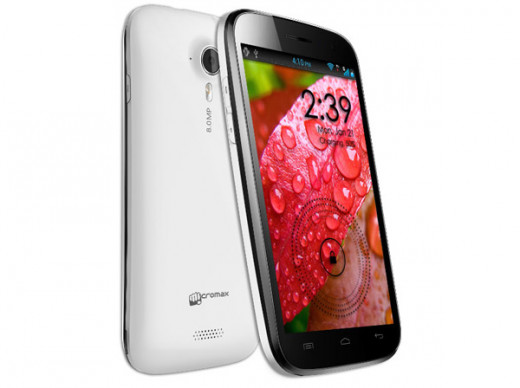 Micromax A116 Canvas HD launch photograph. After grand success of Micromax Canvas 2 Superfone which is selling for black of 1000 to 1500 rupees, now it's the turn of this really great smartphone.