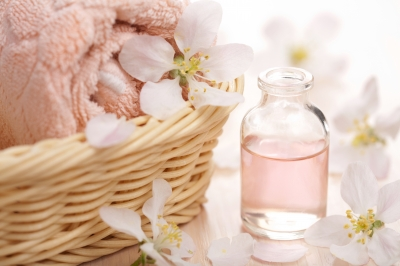 A Homemade Aromatherapy Cleanser Recipe is quick and easy to make.