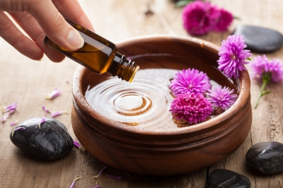 aromatherapy is about using natural oils to improve body and mind.