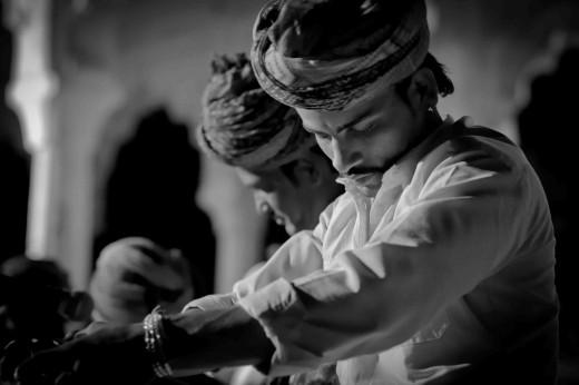 Sufi Performance at Nagaur Festival