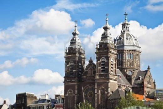 St. Nicholsd Church, Amsterdam