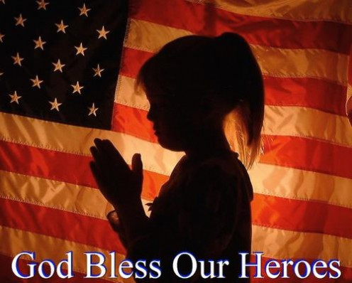 Pray for our Troops...