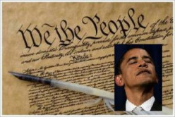 Does President Obama actions violate the oath he took to uphold the United States Constitution?