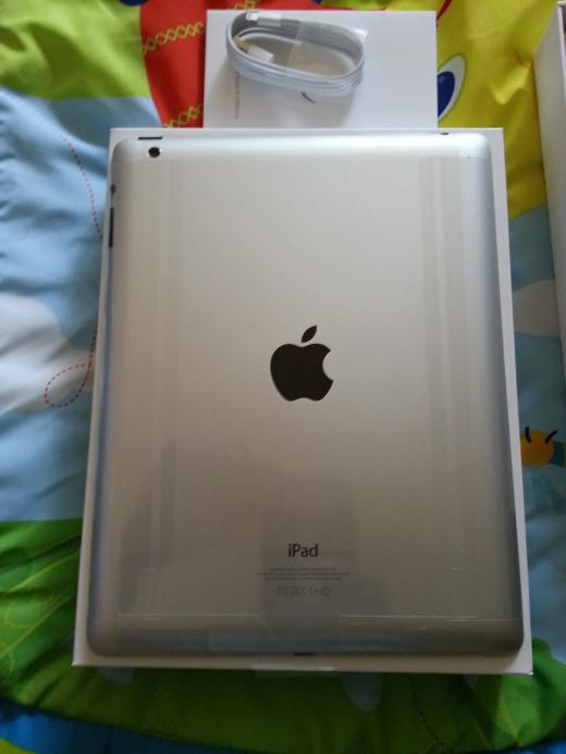 iPad 4 durable Aluminium eco friendly body