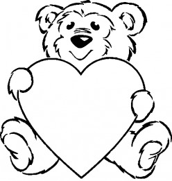 Heart Printable Coloring Pages