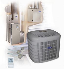 Hybrid Heat Split System