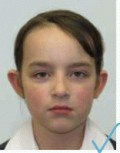 Acceptable child ID Image