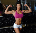 Jaquelyn Kay Kastelic (Jackie Roberts)- Fitness Model and CrossFit Trainer