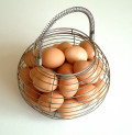 Herb-tastic Scrambled Eggs with Basil and Oregano