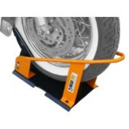 Adding Chocks to your trailer helps with loading and stability during transport.