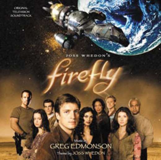 A poster showing the ship and all of the main characters.