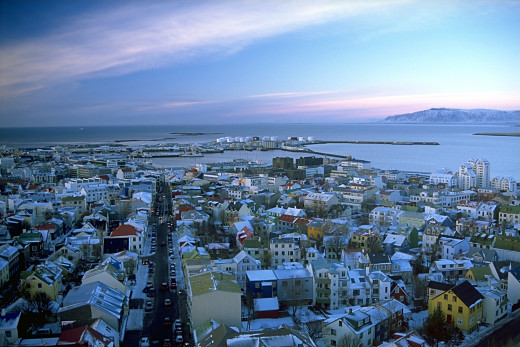 Reykjavik is a small place, which adds to its charm.