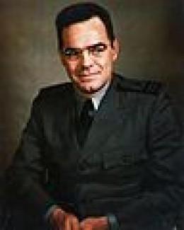 LCMR Joseph O'Callahan, USNR