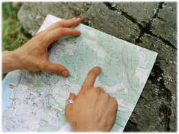 Map out the direction you want to go with your blog