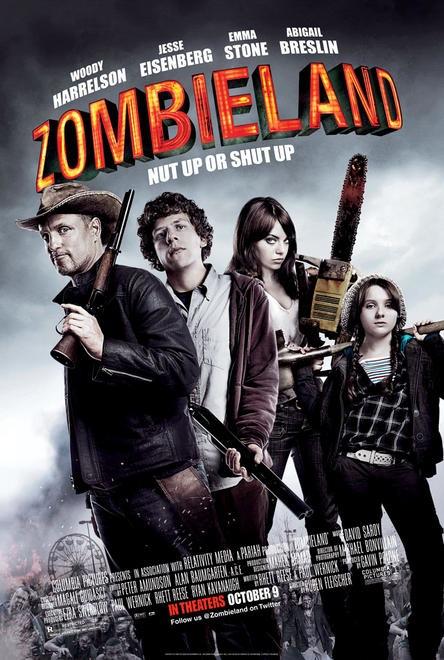 Zombieland DVD cover
