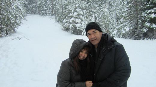 Lake Tahoe for a romantic getaway!