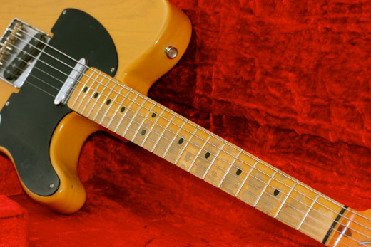 1952 Fender Telecaster (Reissue) courtesy of Mr. Russ Lane