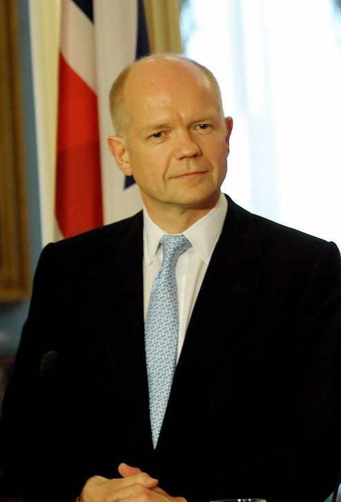 The Right Honourable William Hague, MP for Richmond since 1989